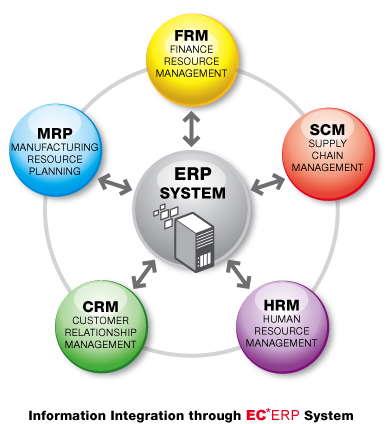 ERP System overview
